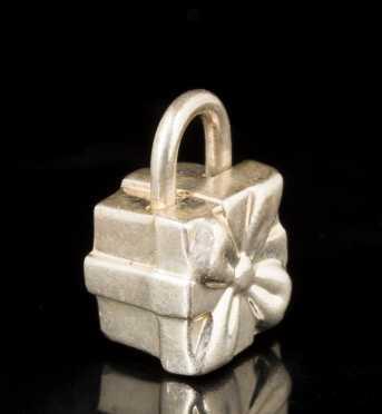 Tiffany & Co. Silver Charm