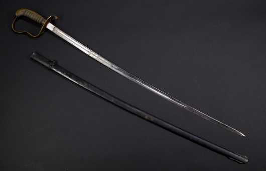 19thC Continental Sword
