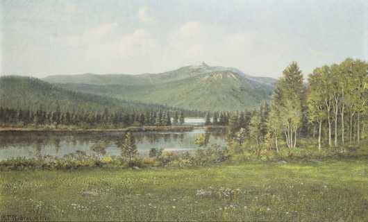 William T. Robinson, 1852-1934