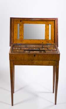 Biedermeier Dressing Table