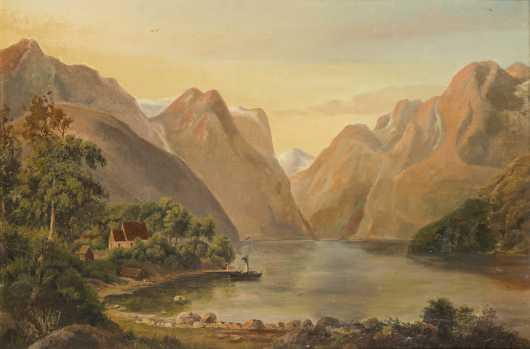 Johann Herman Carmiencke,(1810-1867), NY, Denmark, Germany