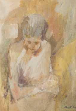 Edwin Walter Dickinson (1891-1978), NY, CA, MA, oil on canvas