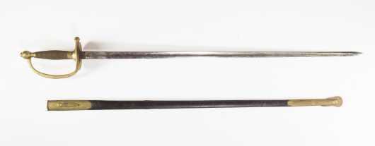 US Army 1862 Musicians Sword
