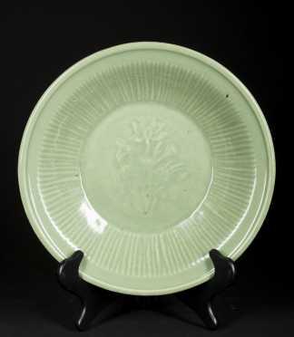 Celadon Longquan bowl, Ming Dynasty, (1368-1644)