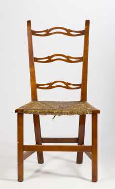 NH Chippendale Side Chair