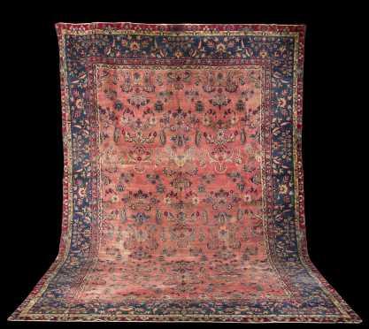 Kerman Roomsize Oriental Rug
