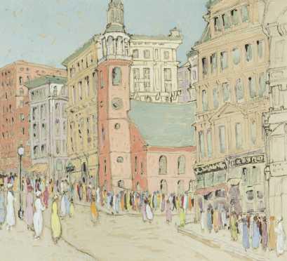 Eleanor Parker Custis, MA/DC, 1897-1983