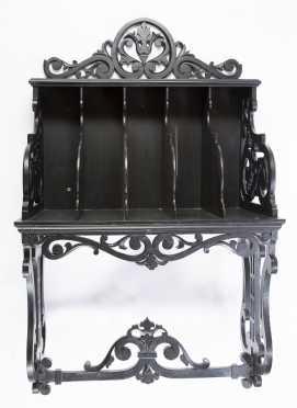 Victorian Hanging Shelf