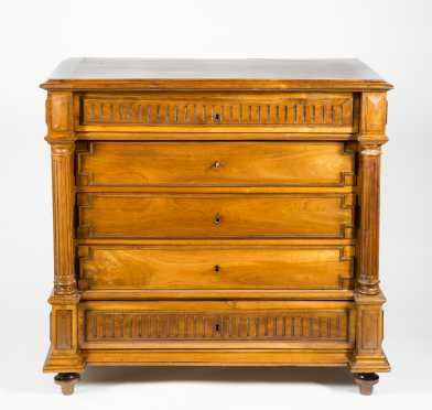Dutch Architectural Chest of Drawers