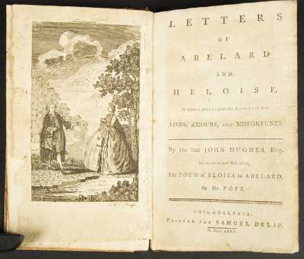 """""""Letters of Abelard and Heloise"""" by John Hughes"""