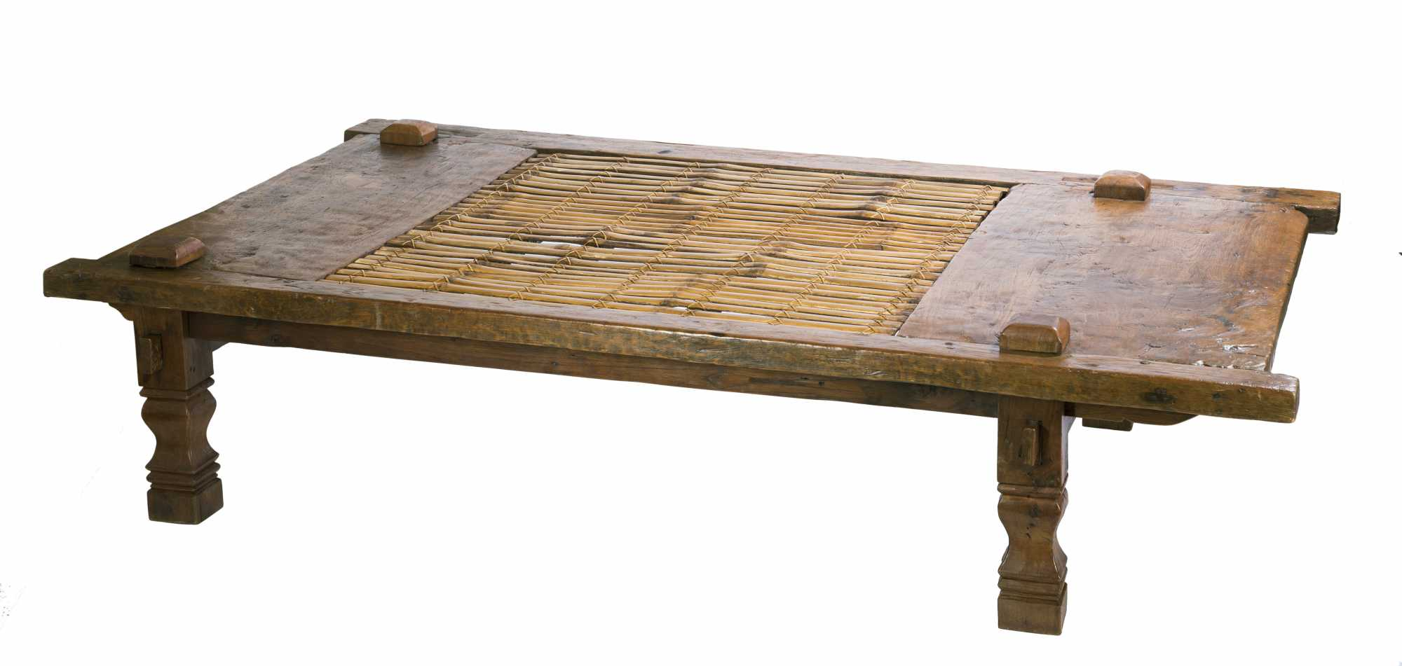 Indonesian Loom/Coffee Table