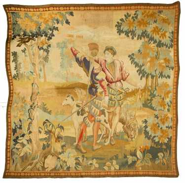 19thC. Conteinental Tapestry