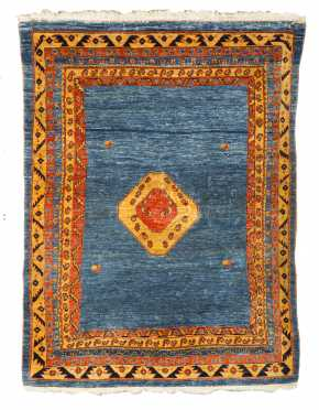 Modern Persian Style Scatter Rug