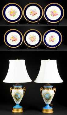 China and Lamp Lot