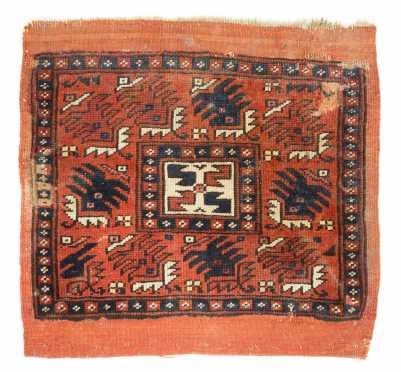 Turkoman Bag Face