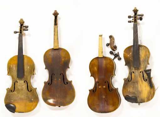 Four Violins
