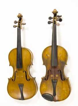 Two Violins,