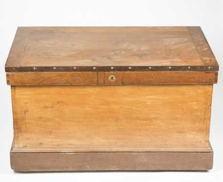 Dovetailed Tool Box with Tools