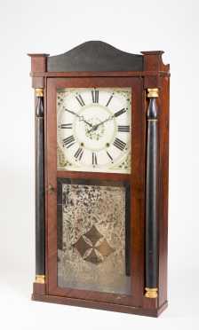 Riley Whiting Empire Wall Clock