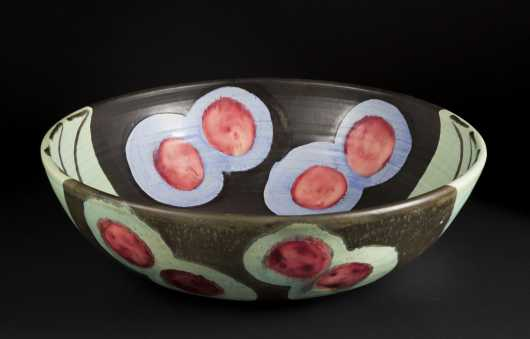 Jim Lauer Pottery Bowl