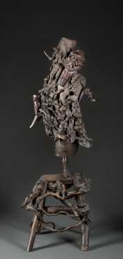 Chinese Figural Root Carving