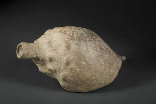 Roman Pottery See Shell horn