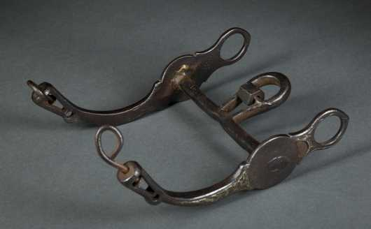 Middle Eastern Wrought Horse Bit