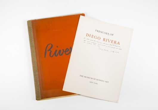 Frescoes of Diego Rivera, 1933