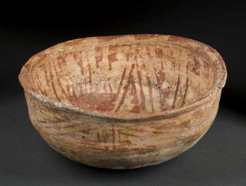 West Mexico Decorated Bowl