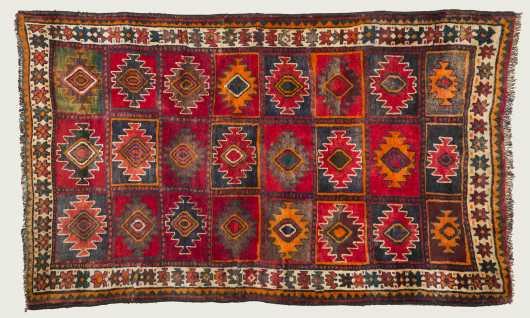 Kurd Kazak Oriental Rug