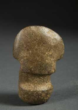 Native American Stone Axe Head