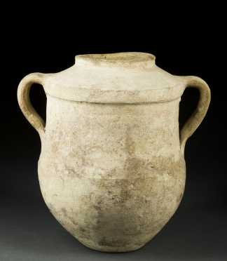 Roman Double Handled Jar