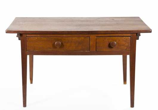 Walnut Work Table
