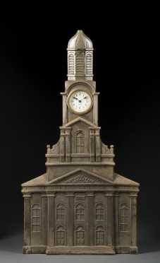 Cast Iron Philadelphia City Hall Clock