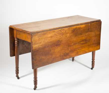 Cherry Sheraton Drop Leaf Table