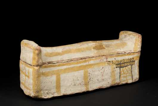 Egyptian Ibis Sarcophagus