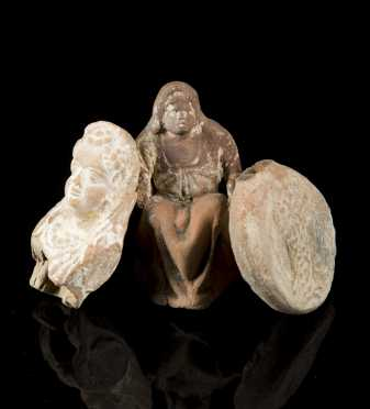 Three Greco-Roman Antiquities