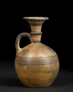 Ancient Miniature Greek Pitcher