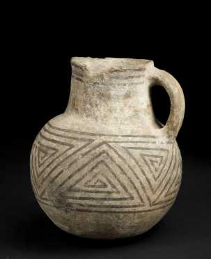 Native American Anasazi Pitcher