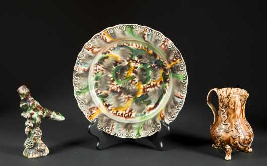 Thomas Whieldon English Ceramic Lot
