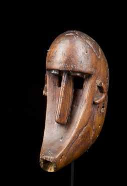 A fine Bamana Kore society mask