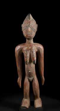 A Fine Mossi Nkumsi figure