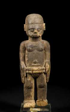 An Lagoons figure, Possibly Abron