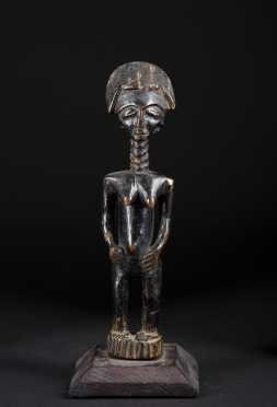 A fine Kulango figure