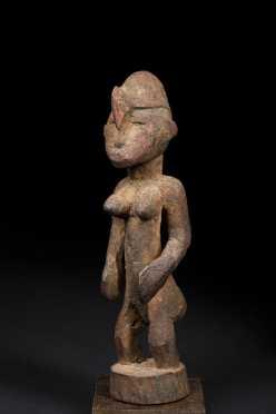 A Fine Senufo Divination figure