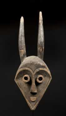 An Eastern Pende initiation mask