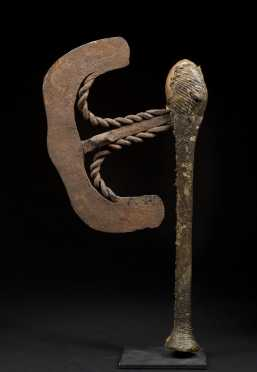 A Fine and old Songye Axe
