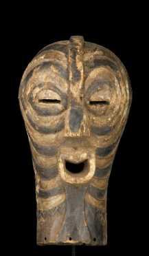 A fine Songye Kifwebe mask