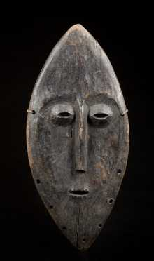 A fine and unusual Lega mask