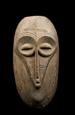 A fine Bembe Initiation mask